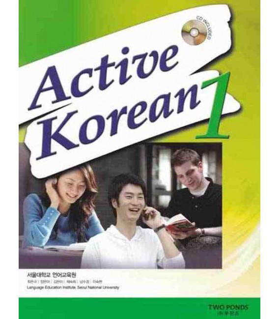 Active Korean 1 (Student Book)- Incluye CD
