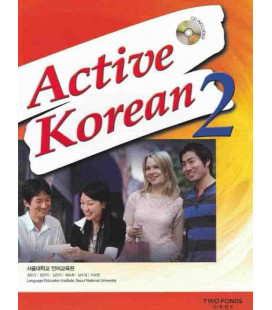 Active Korean 2 (Student Book)- CD inclus