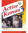 Active Korean 2 (Student Book)- CD included