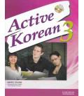 Active Korean 3 (Textbook)- Incluye CD