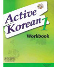 Active Korean 1 (Workbook)- CD included
