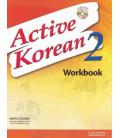 Active Korean 2 (Workbook)- Incluye CD