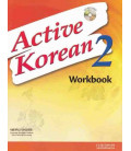 Active Korean 2 (Workbook)- CD inklusive