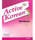 Active Korean 3 (Workbook) - CD inclus
