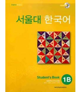 Seoul University Korean 1B Student's Book - English Version (Incluye CD-ROM)