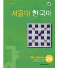 Seoul University Korean 2A Workbook- English Version (Includes CD MP3)