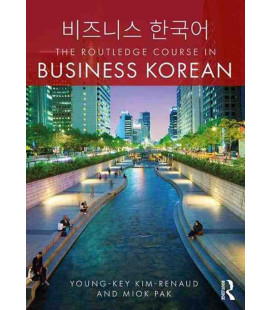 The Routledge Course in Business Korean (Con download gratuito degli audio)