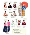 Korean Picture Dictionary (Ideal for Topik Exam Prep) - Con download gratuito degli audio