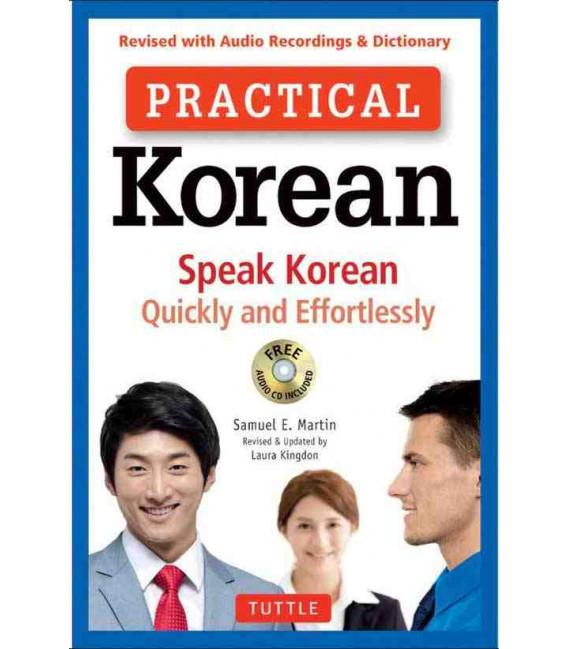 Practical Korean (Speak Korean Quickly and Effortlessly) - CD Incluso