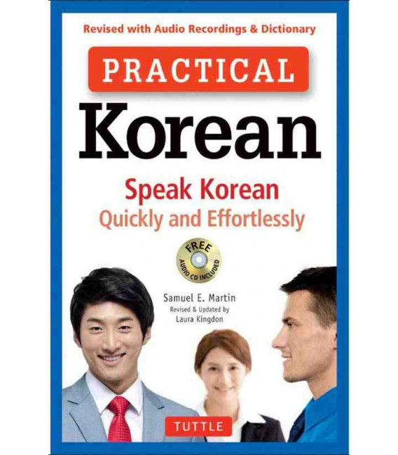 Practical Korean (Speak Korean Quickly and Effortlessly) - Includes CD