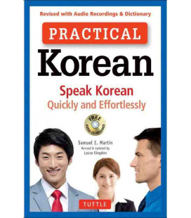 Practical Korean (Speak Korean Quickly and Effortlessly) - CD Incluso