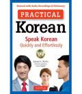 Practical Korean (Speak Korean Quickly and Effortlessly) - CD Incluido