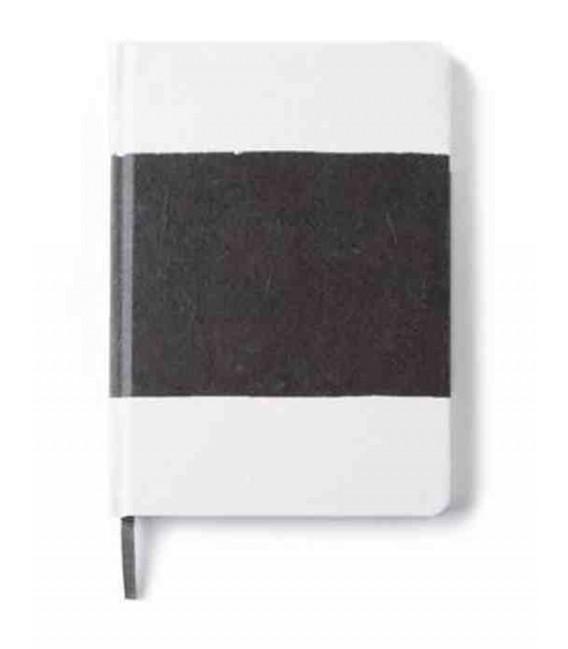 HANJI notebook: Sumuk (S) Black brush - Squared