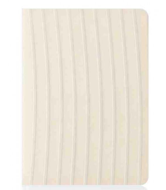 HANJI notebook: Nature (M) Peaceful Ivory - Ruled