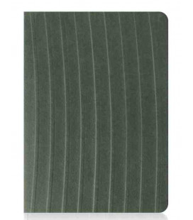 Hanji Notebook: Nature (M) Fresh Green - Ruled