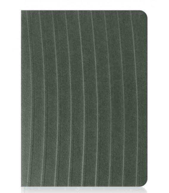 HANJI notebook: Nature(M) Green - Plain Hanji (koreanisches Hanji-Notizbuch - unliniert)
