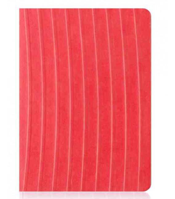 HANJI notebook: Nature (M) Red - Ruled