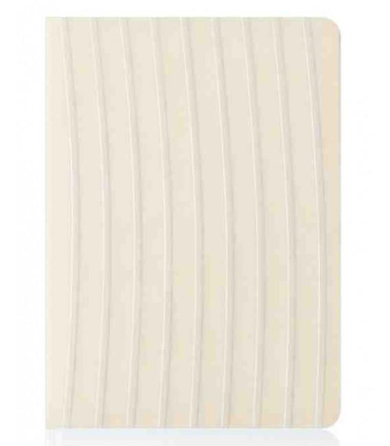 HANJI notebook: Nature (S) Peaceful Ivory - Plain Hanji