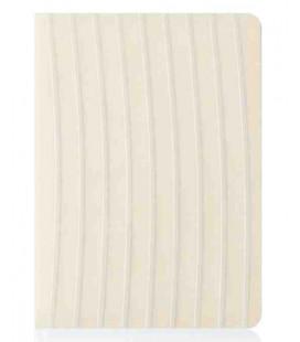 Hanji Notebook: Nature (S) Peaceful Ivory - Ruled