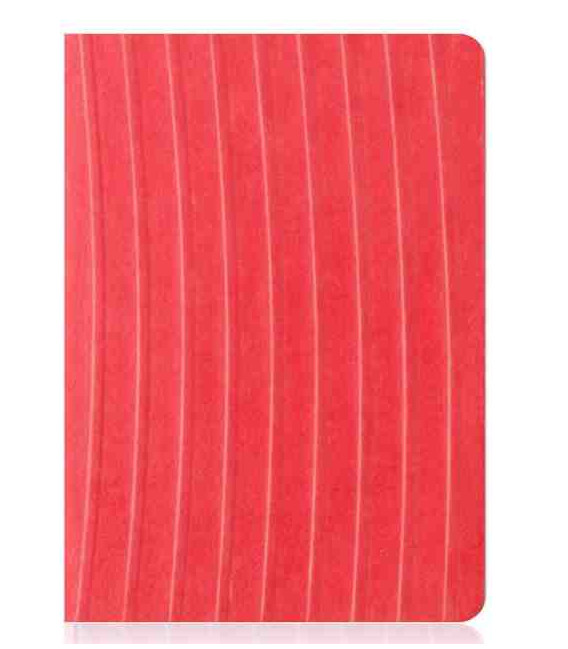 HANJI notebook: Nature (S) Red - Plain Hanji