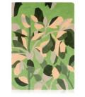 Hanji Notebook: Bombom Green (koreanische Hanji-Notizbuch - unliniert)