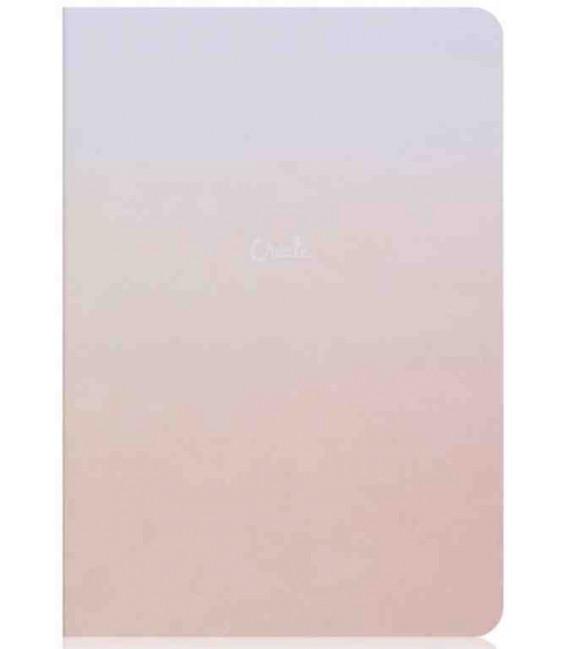 Hanji Notebook: Sunsu Pastel Pink - Hanji plain