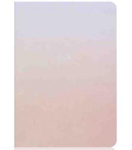 Hanji Notebook: Sunsu Pastel Pink - Hanji plain (Cuaderno coreano Hanji- pauta lisa)