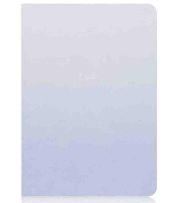 Hanji Notebook: Sunsu Pastel Purple - Hanji plain