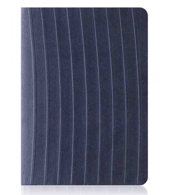 Hanji Notebook: Nature (M) Mystical Blue - Ruled