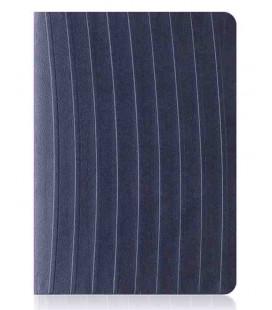 Hanji Notebook: Nature (M) Mystical Blue - Plain Hanji