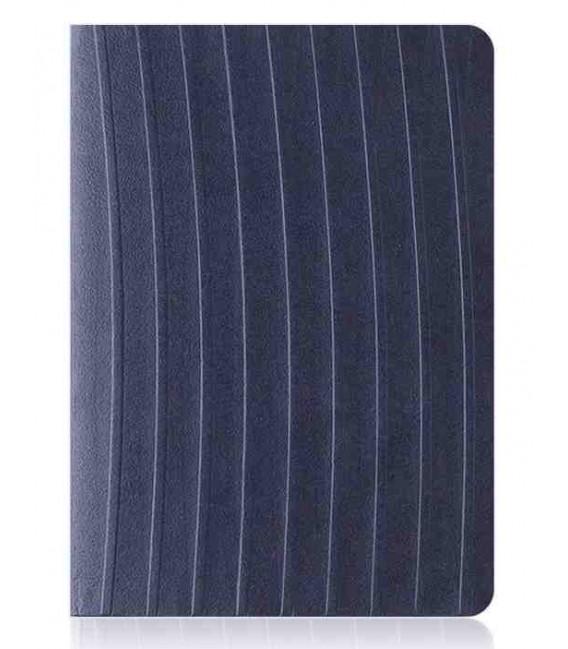 Hanji Notebook: Nature (S) Mystical Blue - Ruled