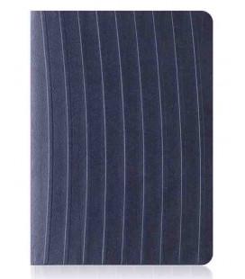Hanji Notebook: Nature (S) Mystical Blue - Plain Hanji