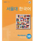 Seoul University Korean 3B Workbook - English Version (CD incluso)