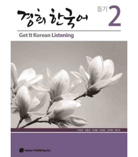Get it Korean 2 (Listening) Kyunghee Hangugeo (Libro + CD)