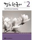 Get it Korean 2 (Listening) Kyunghee Hangugeo (Book + Audio CD)