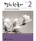 Get it Korean 2 (Listening) Kyunghee Hangugeo (Libro + CD)
