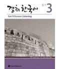 Get it Korean 3 (Listening) Kyunghee Hangugeo (Book + Audio CD)