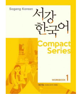 Sogang Korean Compact Series 1 - Workbook (Audio CD Included)