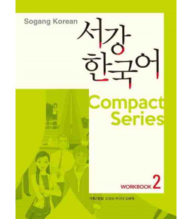 Sogang Korean Compact Series 2 - Workbook (Enthält CD)