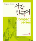 Sogang Korean Compact Series 2 - Workbook (Enthält CD)