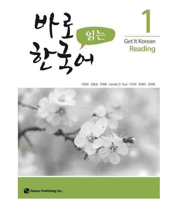 Get it Korean 1 (Reading) Kyunghee Hangugeo (Includes free audio download)