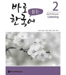 Get it Korean 2 (Listening) Kyunghee Hangugeo (Con download gratuito degli audio) Revised edition