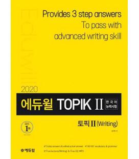 Eduwill - Topik II (Writing) - Korean Proficiency Test 2020 (Includes extra book with vocabulary)