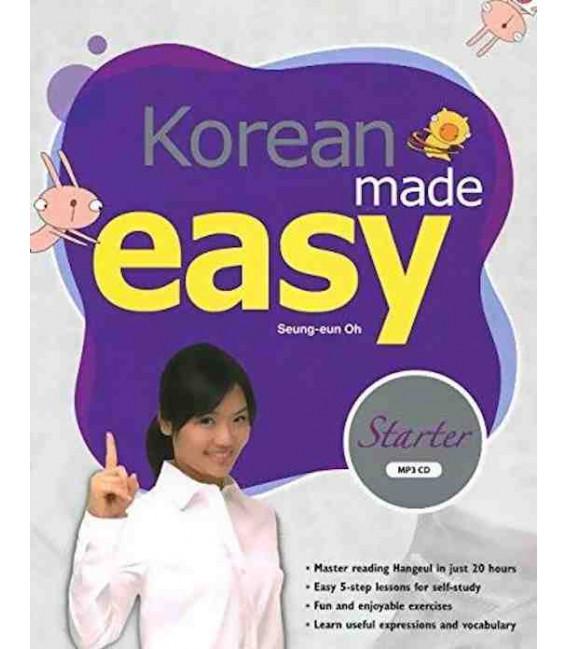 Korean made easy Starter (Incluye CD MP3)