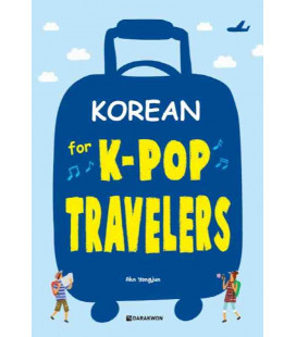 Korean for K-Pop Travelers (CD Inclus)
