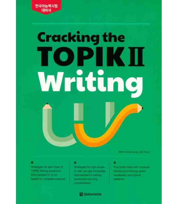 Cracking the Topik II Writing - Strategies and mock tests