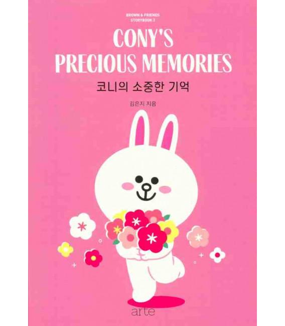 Cony's Precious Memories (Libro di letteratura in coreano)