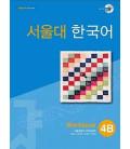 Seoul University Korean 4B Workbook - English Version (CD MP3 incluso)