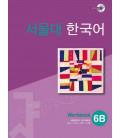 Seoul University Korean 6B Workbook - English Version (CD MP3 Incluso)