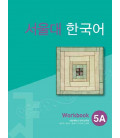 Seoul University Korean 5A Workbook - English Version (Incluye CD MP3)